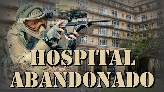 UNIQUE PAINTBALL ESCENARIO - Hospital ABANDONADO 31 de julio thumbnail