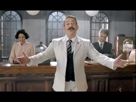 Türkiye İş Bankası İlk Reklam Filmi