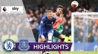 Chelsea zerlegt Ancelotti-Elf! | Chelsea - Everton 4:0 | Highlights - Premier League 2019/20