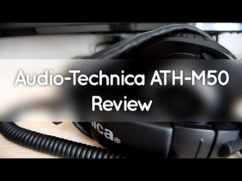 Audio-Techinica ATH-50  - Review after 1,5 years of usage