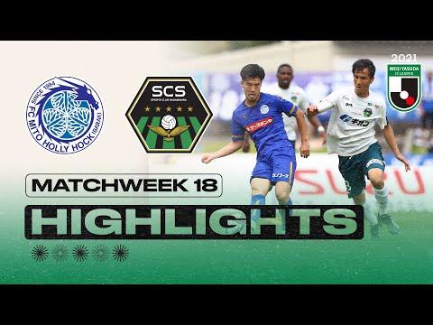 Mito Sagamihara Goals And Highlights