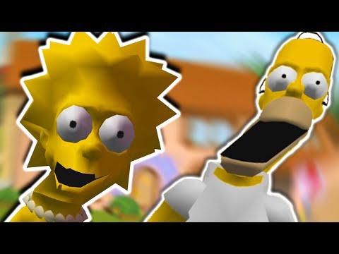 I Broke The Simpsons: Hit \u0026 Run (Corruptions)