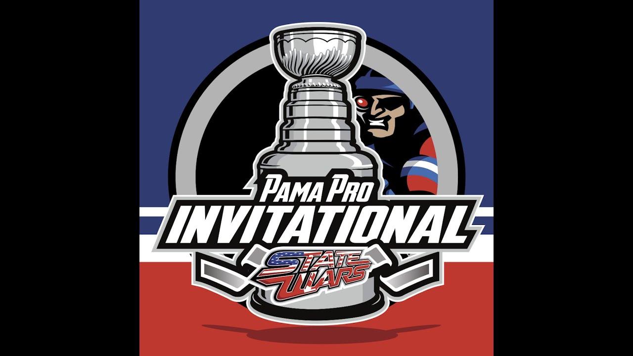 2017 Pama Pro Invitational at State Wars Mission Black Ice vs