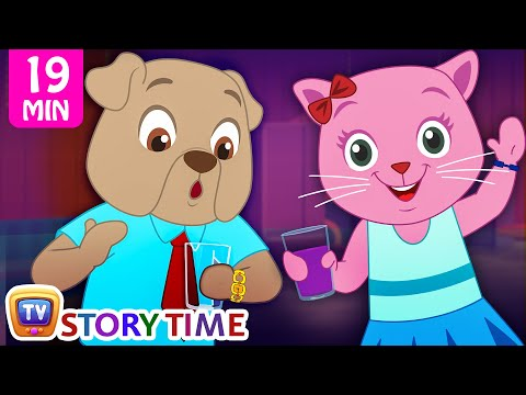 The Fruit Juice Prank   Cutians Cartoon Comedy Show For Kids   ChuChu TV Funny Prank Videos