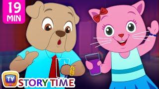 �������� ���� The Fruit Juice Prank | Cutians Cartoon Comedy Show For Kids | ChuChu TV Funny Prank Videos ������