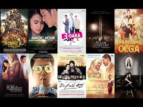 20 FILM INDONESIA BOX OFFICE TARAKAN VISION