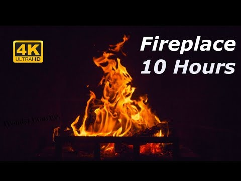 fireplace-burning-10-hours-of-relaxing-sounds-of-wood-crackling,-yule-log-4k-uhd-60fps