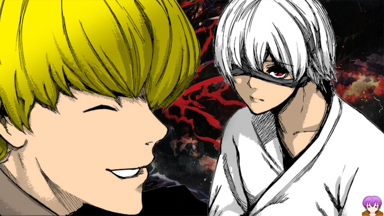 REACTION - Tokyo Ghoul:re Chapter 2 東京喰種:re Manga Review ...