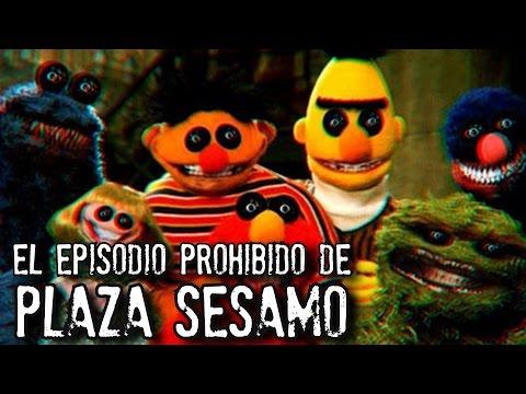 EL EPISODIO PROHIBIDO DE PLAZA SÉSAMO