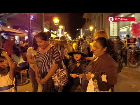 Noche de Halloween en Jujuy