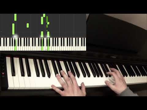 Men at Work - 'Land Down Under' - Piano cover + Synthesia