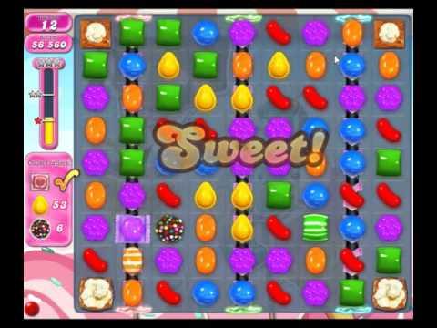 Candy Crush Saga Level 1616