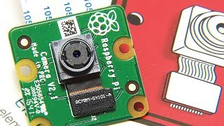 Raspberry Pi MotionEyeOS Network Camera