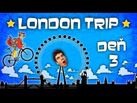 ★ London Trip  GoGo & Simon  Day 3  Riding a bike?!!!
