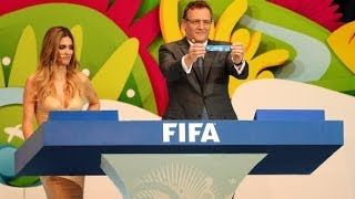 World Cup Draw 2014 - Who Wins?