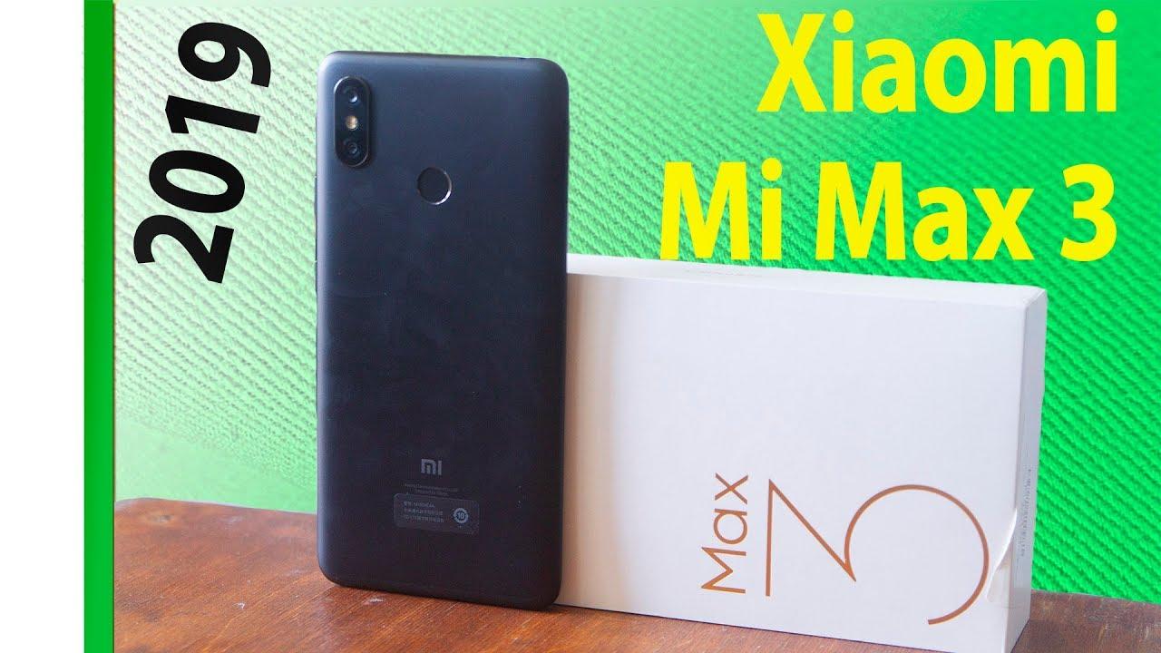ОБЗОР. Xiaomi Mi Max 3 стоит ли брать в 2019.Пока не вышел Mi Max 4
