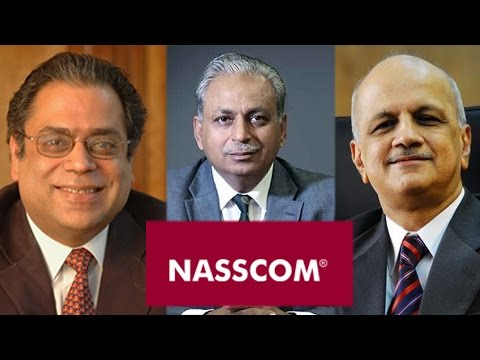 R Chandrashekhar, President NASSCOM Talks About The Storm In India's IT Sector