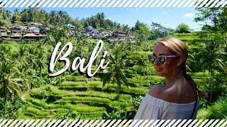 The Best Of Bali, Indonesia! Including Ubud, Sanur, Kuta & the Gili Islands.