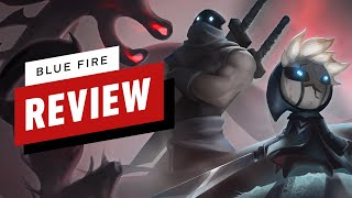 Blue Fire Review (Video Game Video Review)