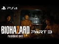 Japanese Dub Biohazard: Resident Evil VII Walkthrough Gameplay Part 3 - The Baker Family