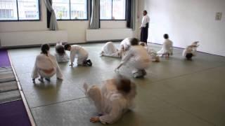 Dojo na cestě - Aikido děti