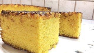 ???? ВКУСНЫЙ И ПРОСТОЙ АРОМАТНЫЙ АПЕЛЬСИНОВЫЙ ВОЗДУШНЫЙ ПИРОГ | Orange spilled cake