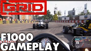 Grid 2019 Jedi F1000 at El Malecon Gameplay