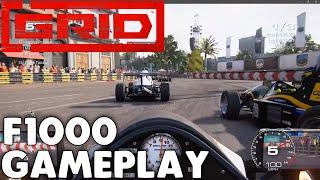 Grid 2019 Jedi F1000 at El Malecon Gameplay