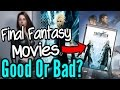 Let's talk Final Fantasy Movies & FFXV!- The Peasanthood Podcast: Ep 1 (spoilers)