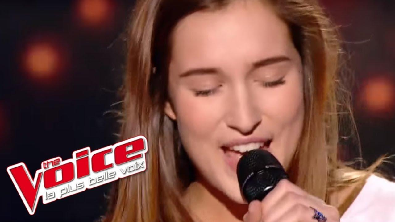 Louis Bertignac - Ces idées-là | Juliette | The Voice France 2017 | Blind Audition Chords - Chordify