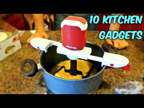 Download Youtube: 10 Kitchen Gadgets put to the Test - Part 21