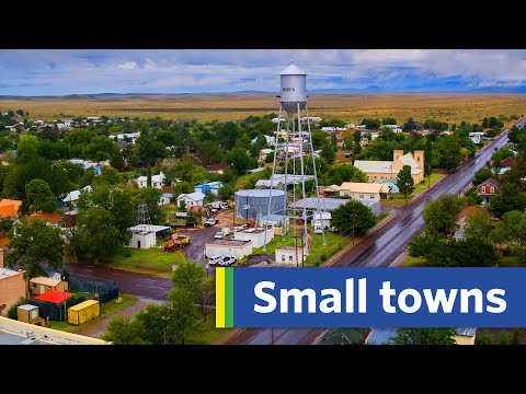 The Surprising Way Small Towns Are Disappearing