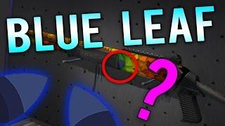 New ULTRA RARE Blue Leaf Pattern? (CS:GO Spectrum Case Skin Patterns)