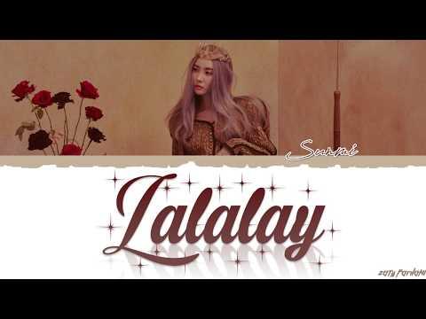 SUNMI (선미) - 'LALALAY' (날라리) Lyrics [Color Coded_Han_Rom_Eng]