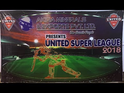 UNITED SUPER LEAGUE | 2018 | DAY 2