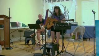 """""""Rev. Faerie"""" Elaine Silver & James Alexander Live at COPL's Mystic Faire"""
