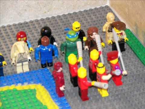 Lego Boston Massacre