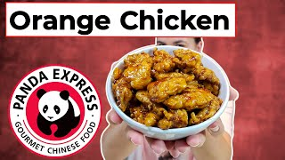 ORANGE CHICKEN DO PANDA EXPRESS