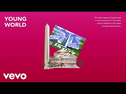 Chaz French - Young World (Audio) ft. Kevin Ross, Tony Lewis Jr.