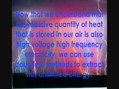 UNLIMITED FREE ENERGY IDENTIFIED