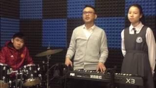 Publication Date: 2017-04-27 | Video Title: 圓玄學院第三中學師生撐廣東歌!
