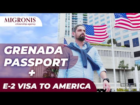 Business Immigration to the USA and Grenada Passport