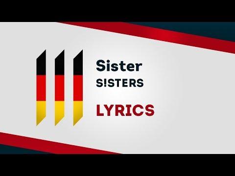 Germany Eurovision 2019: Sister - S!ster [Lyrics] 🇩🇪