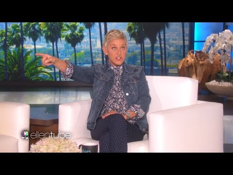 Ellen Catches Audience Member STEALING Gift Shop Swag  What's Trending Now!