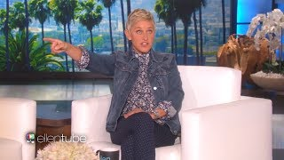 Ellen Catches Audience Member STEALING Gift Shop Swag | What