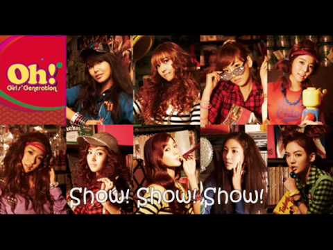 [ringtone + Download] SNSD - Oh! (2nd Album)