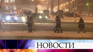 МЧС предупреждает орезком ухудшении погоды вМоскве иМосковской области.