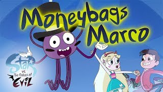 Money Bags Marco | Star vs. the Forces of Evil Listicle | Disney XD