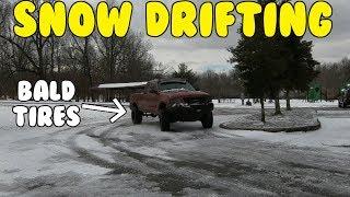 Snow Drifting!