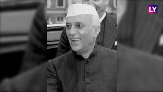 Jawaharlal Nehru Birth Anniversary: 5 Inspirational Quotes